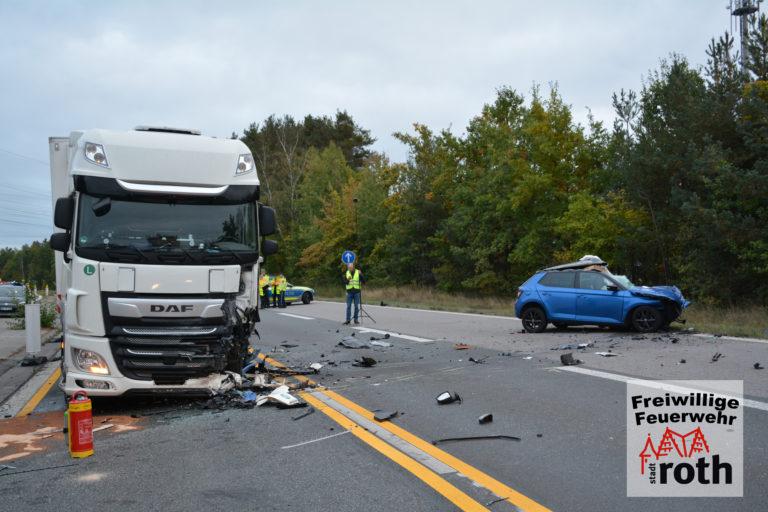 Verkehrsunfall Nürnberg Heute